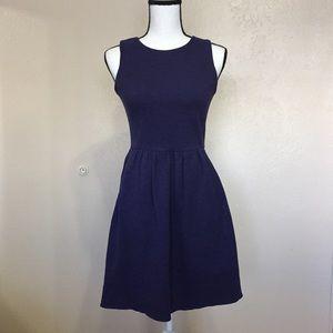 JCrew Navy Dress